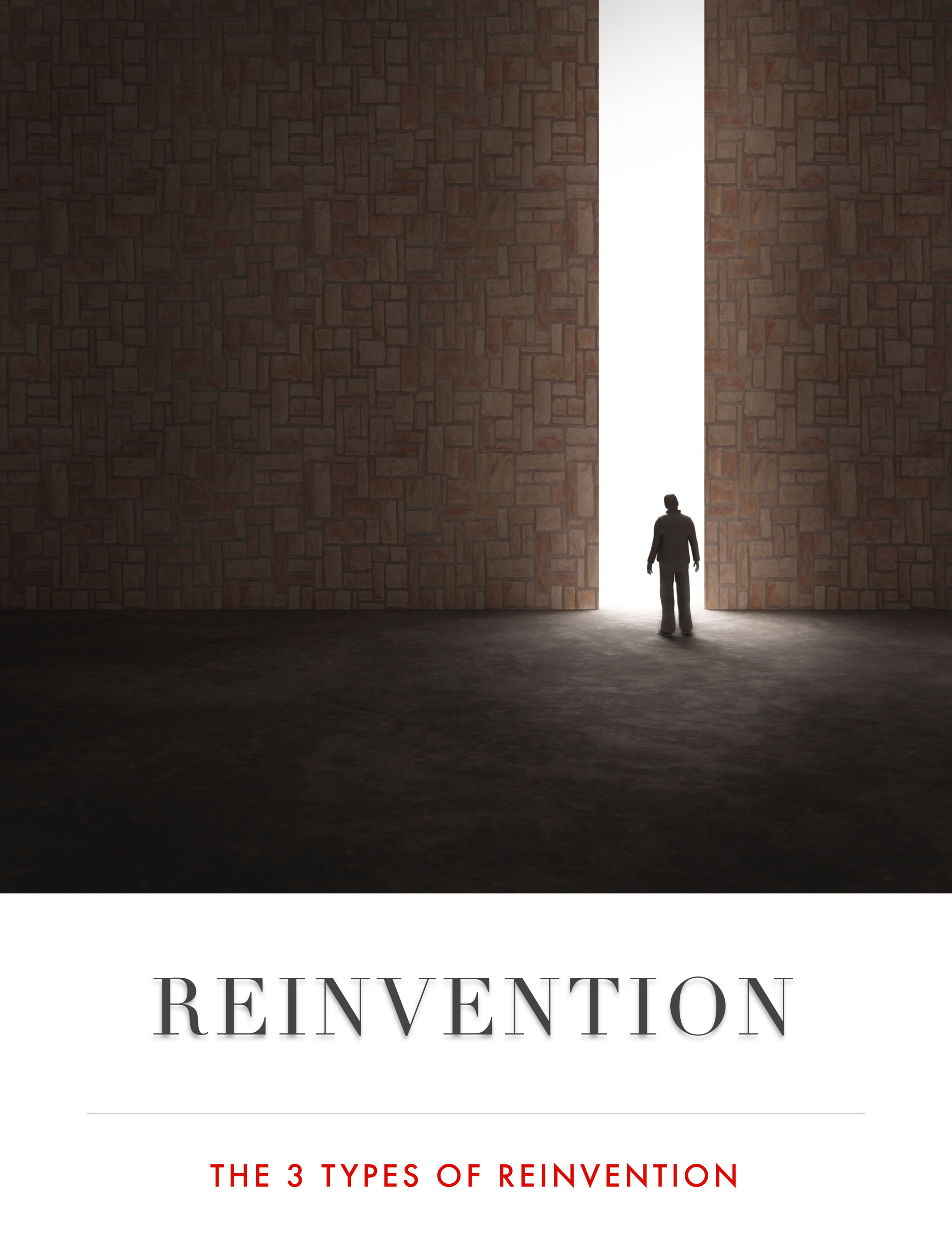 The 3 Types of Reinvention by John Mashni